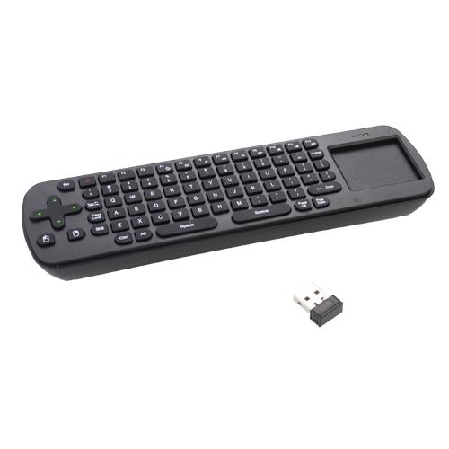 Беспроводная клавиатура с тачпадом RC12