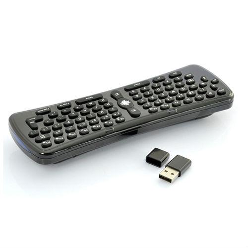 Беспроводная клавиатура с аэромышью T6