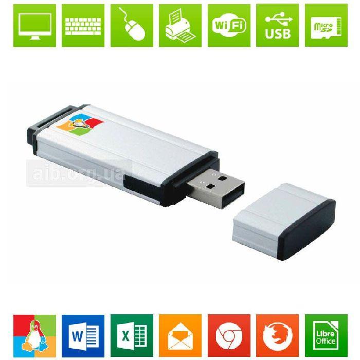 Мобильный офисный Linux для настольных компьютеров (на USB-флеш)